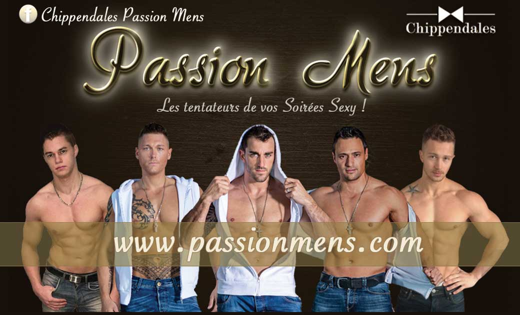 Chippendales Luxembourg - Passion Mens