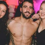 Stripper Luxembourg Mathéo Chippendales