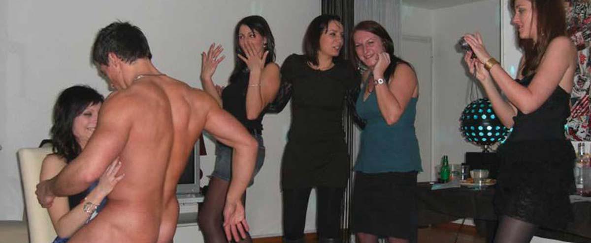 Stripteaseur à domicile Luxembourg