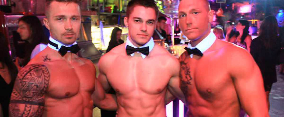 Stripteaseur - Chippendales Luxembourg