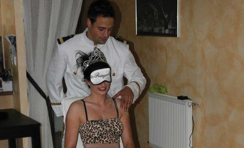 Stripteaseur Luxembourg anniversaire