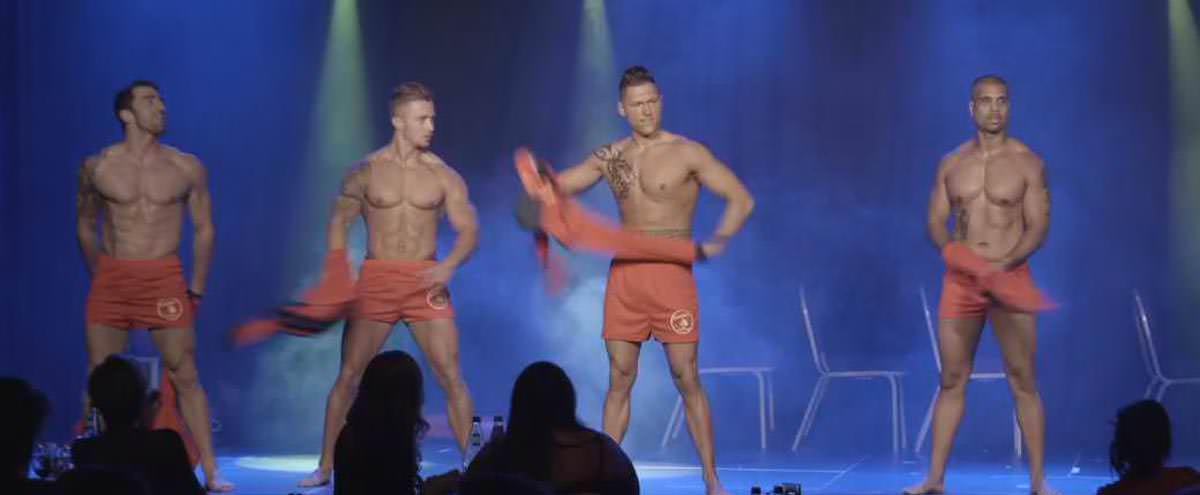 Stripteaseurs au Luxembourg