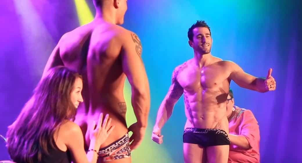 Men Stripper Luxembourg